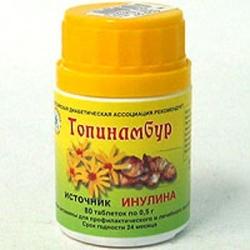 Топинамбур при диабете