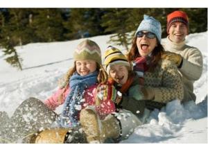 Традиция совместного зимнего отдыха