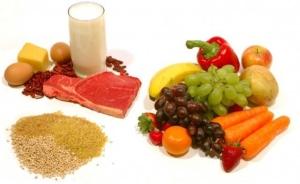 Как лучше сочетать продукты питания