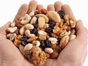 Орехи для мужчин