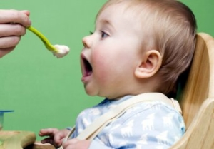 Питание ребенка в десять месяцев