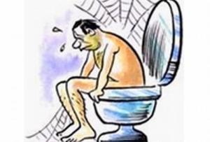 Симптомы и признаки запора
