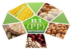 В каких продуктах содержится витамин РР