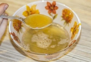 Желатин с медом для суставов