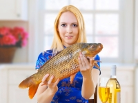 Рыба при беременности