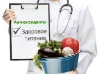 Антиоксиданты в продуктах