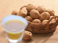 Картофельный сок - польза и вред