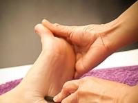 Массаж ног, массаж ступней