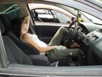 Что делать, если укачивает в машине