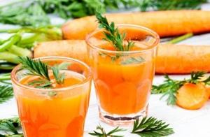 Лечебные свойства морковного сока