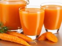 Морковный сок - польза и вред