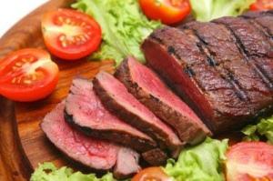 Мясо для гемоглобина