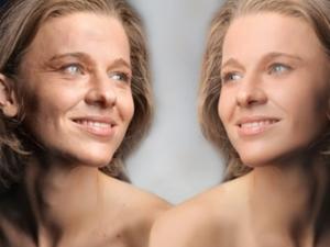 Омолодить кожу лица