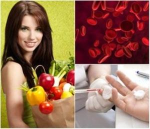 Повысить уровень гемоглобина в крови
