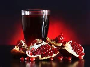 Сок граната повышает гемоглобин