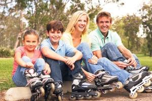 Польза семейных развлечений