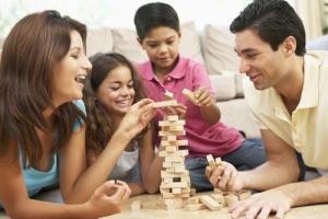 Семейные развлечения укрепляют отношения