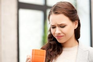 Как убрать горечь во рту