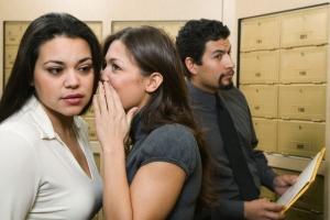 Как реагировать на сплетни о себе