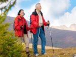 Скандинавская ходьба – польза и вред