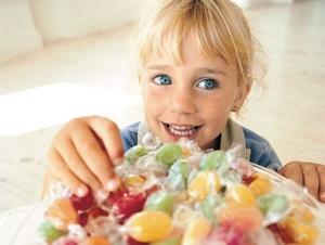 Сладости для ребенка