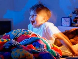 Виды детских страхов