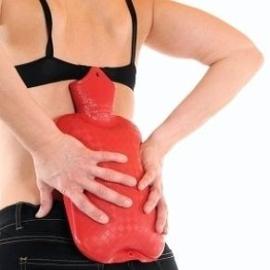Больной спине нужно тепло