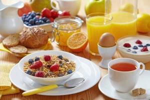 Утро - завтракаем