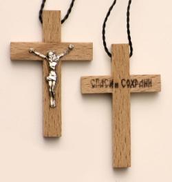 Деревянные крестики