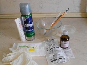 В домашних условиях избавиться от нежелательных волос