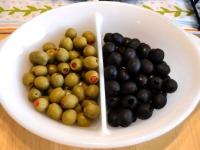Оливки и маслины - в чем разница?