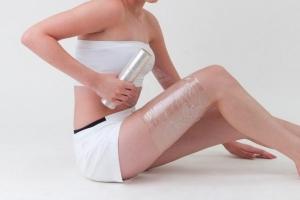 Обертывания при гусиной коже