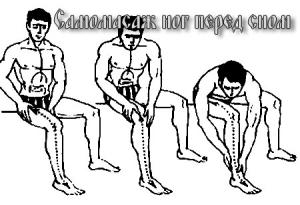 Крутит ноги - что делать?