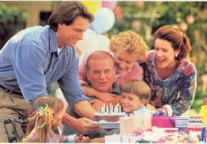 Что такое семейный праздник