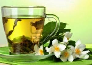 Зеленый чай вместо кофе