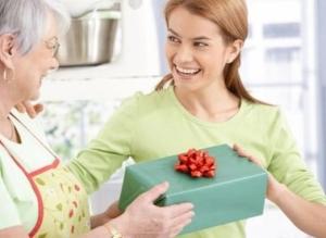 Подарок для свекрови
