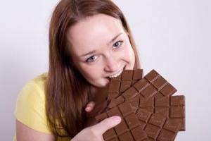 Страсть к шоколаду