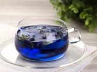 Синий чай – свойства и особенности