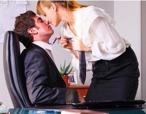 Как завести служебный роман