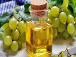 Масло виноградных косточек – свойства и применение