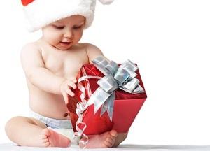 Новогодние подарки для малышей