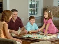 Семейные игры для детей и взрослых дома