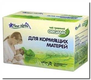Чай для кормящих матерей