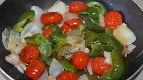 Сувлаки по-гречески в духовке-6