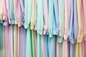 Какие цвета отнести к пастели?