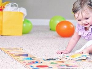 Игры, развивающие память детей