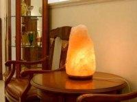 Соляная лампа - польза и вред