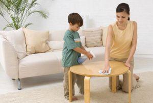 Ответственность и самостоятельность ребенка