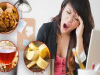 Почему после еды хочется спать?