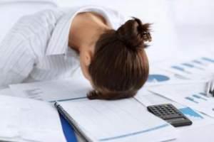 СХУ – синдром хронической усталости